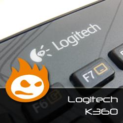 Logitech K360 – Short Report