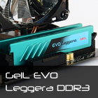 GeIL EVO Leggera DDR3-2133 CL 10 Kit (2x8 GB)